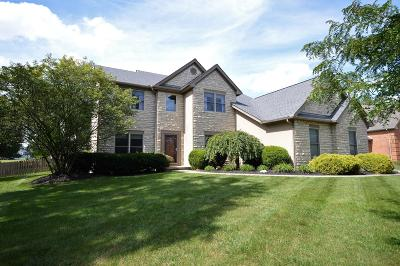 Lewis Center Single Family Home For Sale: 5482 Sandy Drive