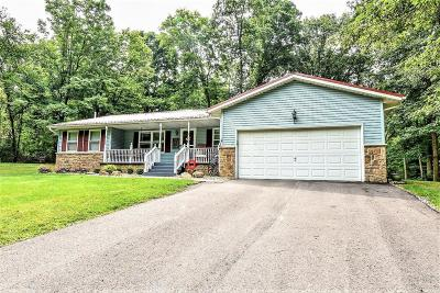 Granville Single Family Home For Sale: 1351 Deeds Road
