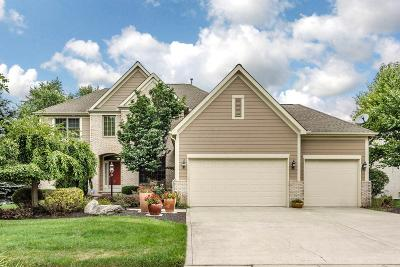 Westerville Single Family Home For Sale: 5395 Anacala Court