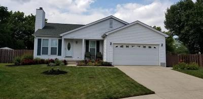 Hilliard Single Family Home Contingent Finance And Inspect: 2773 Bramble Court