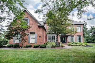 Dublin  Single Family Home Contingent Finance And Inspect: 5664 Loch Broom Circle