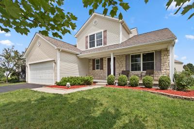 Blacklick Single Family Home For Sale: 798 Cedar Run Drive