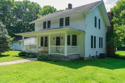 Canal Winchester Single Family Home For Sale: 6728 Hill Road