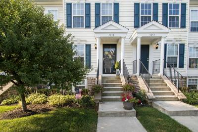 Dublin Condo Contingent Finance And Inspect: 5633 Middle Falls Street