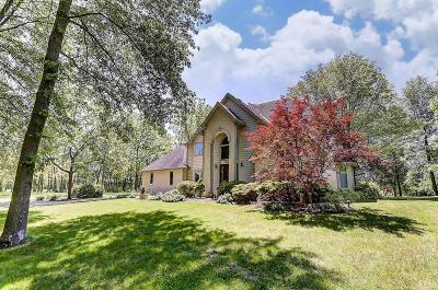 Pickerington Single Family Home For Sale: 6897 Stemen Road