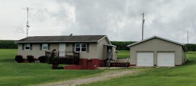 Nashport Single Family Home For Sale: 5555 Pert Hill Road