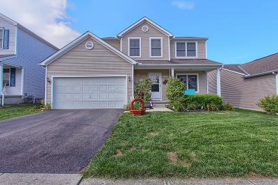 Lithopolis Single Family Home Contingent Finance And Inspect: 867 Salinger Drive