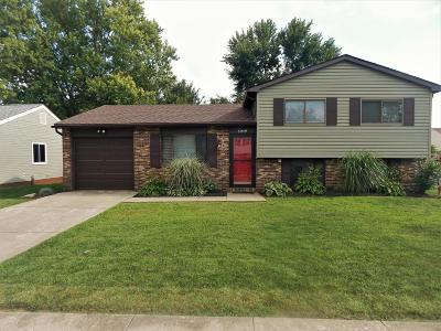 Galloway Single Family Home Contingent Finance And Inspect: 5949 Glennon Drive