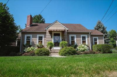 Canal Winchester Single Family Home Contingent Finance And Inspect: 315 W Waterloo Street