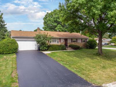 Columbus OH Single Family Home Contingent Finance And Inspect: $220,000
