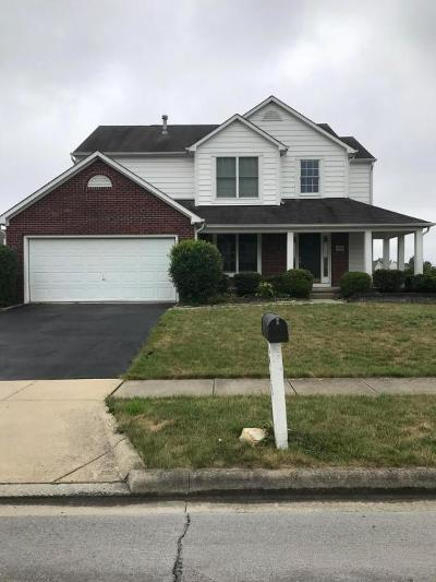 New Albany Single Family Home For Sale: 6433 Herb Garden Court