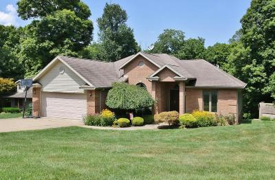 Nashport Single Family Home Contingent Finance And Inspect: 2745 Tarkman Drive