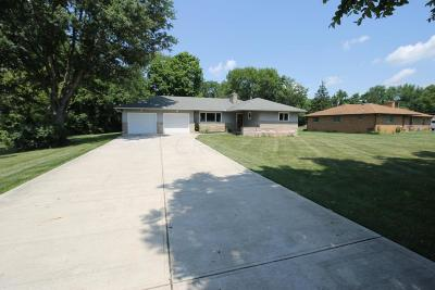 Groveport Single Family Home Contingent Finance And Inspect: 5036 Bixby Road