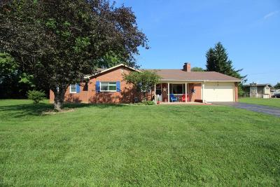 Canal Winchester Single Family Home For Sale: 3588 Cedar Hill Road NW