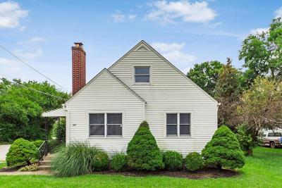 Single Family Home For Sale: 397 Morse Road