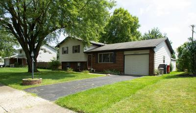 Single Family Home For Sale: 2433 Yates Avenue