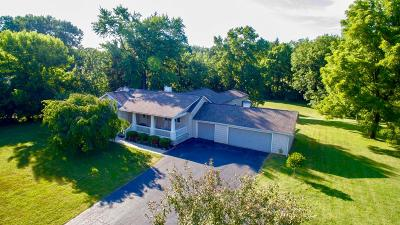 Hilliard Single Family Home For Sale: 3200 Cemetery Road
