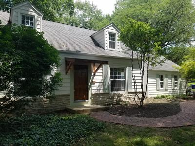 Clintonville Single Family Home For Sale: 326 Canyon Drive S