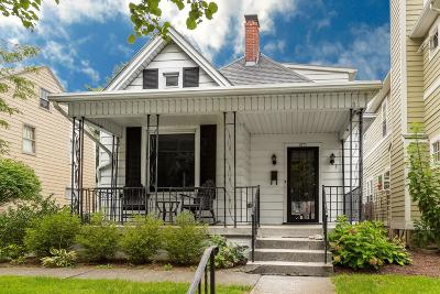 Single Family Home For Sale: 1271 Elmwood Avenue