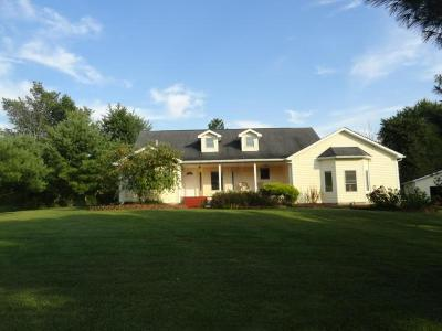 Marengo Single Family Home Contingent Finance And Inspect: 1367 County Road 218