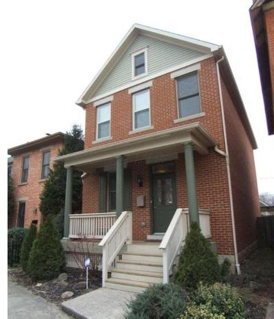 Columbus Single Family Home For Sale: 45 E Prescott Street
