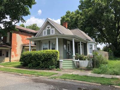 Chillicothe OH Single Family Home For Sale: $78,900