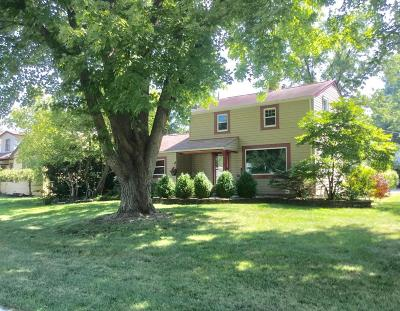Groveport Single Family Home Contingent Finance And Inspect: 284 Lesleh Avenue