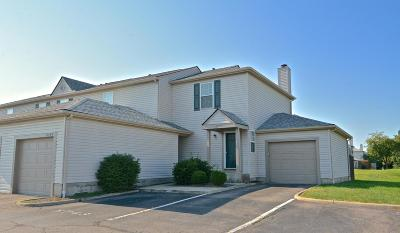 Hilliard Condo Contingent Finance And Inspect: 5745 Belmore Drive #155F