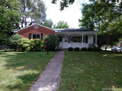 Worthington Single Family Home Contingent Finance And Inspect: 478 Crandall Drive