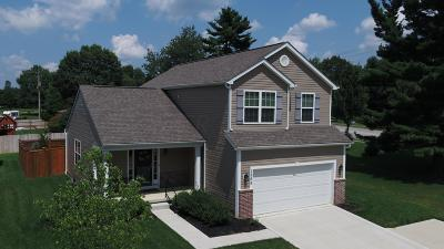 Westerville Single Family Home For Sale: 1268 Colston Drive