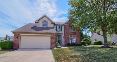 Canal Winchester Single Family Home For Sale: 7182 Old Creek Lane