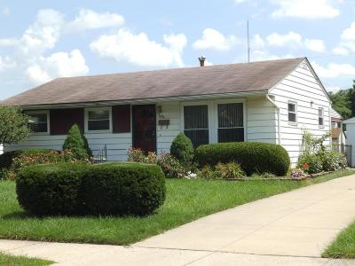 Columbus OH Single Family Home Sold: $89,000