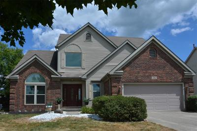 Canal Winchester Single Family Home For Sale: 7136 Old Creek Lane