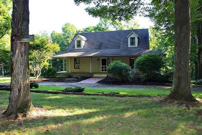 Thornville Single Family Home For Sale: 13494 Sand Hollow Road