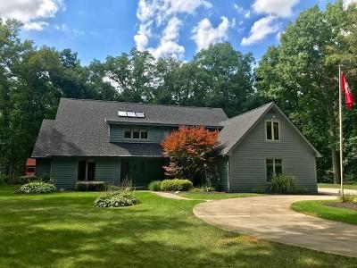 Union County Single Family Home For Sale: 22756 Holycross Epps Road