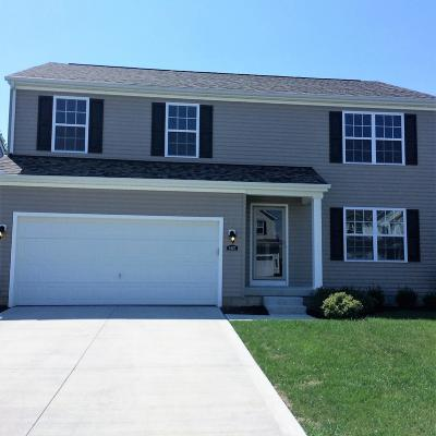 Blacklick Single Family Home For Sale: 8457 Haleigh Woods Drive