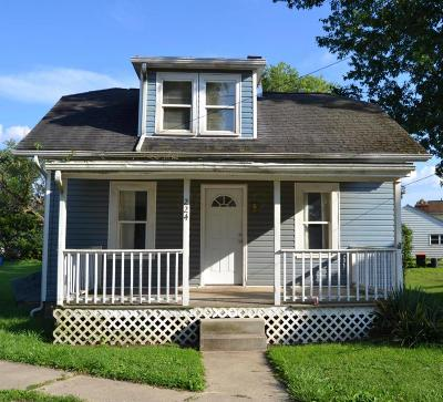 Utica Single Family Home Contingent Finance And Inspect: 224 Mill Street