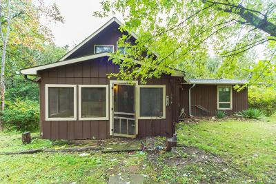 Single Family Home For Sale: 389 Osage Ln Road