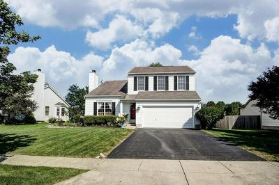 Grove City Single Family Home Contingent Finance And Inspect: 480 W River Drive