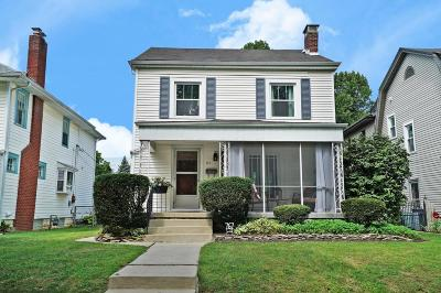Bexley Single Family Home Contingent Finance And Inspect: 767 S Roosevelt Avenue