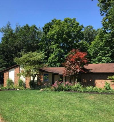 Reynoldsburg Single Family Home For Sale: 1168 Creekside Place