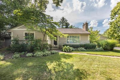 Upper Arlington Single Family Home For Sale: 3109 Herrick Road