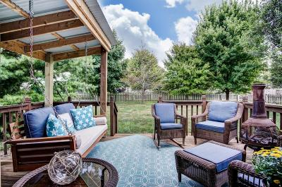 Pickerington Single Family Home Contingent Finance And Inspect: 12160 Steeplechase Avenue NW