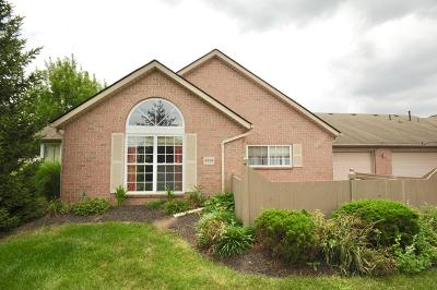 Gahanna Condo Contingent Finance And Inspect: 3994 Silvaner Drive