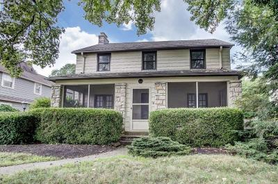 Upper Arlington Single Family Home For Sale: 2241 Arlington Avenue