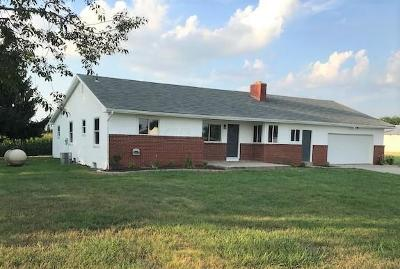 Johnstown Single Family Home Contingent Finance And Inspect: 12574 Blamer Road