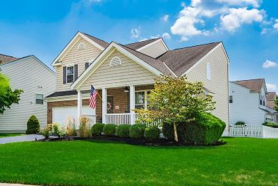 Westerville Single Family Home For Sale: 5967 McJessy Drive