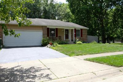 Dublin Single Family Home For Sale: 3271 Creston Court