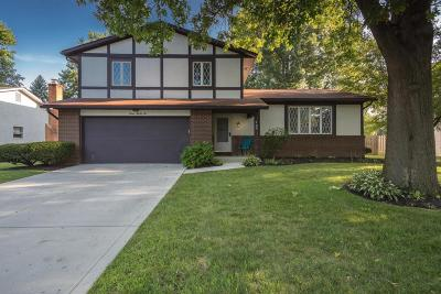 Westerville Single Family Home For Sale: 726 Linncrest Drive