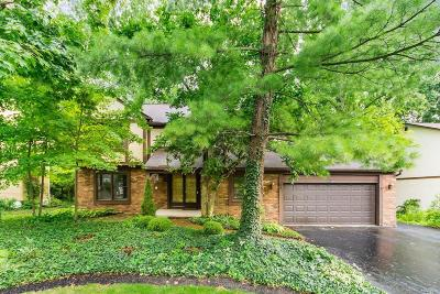 Westerville Single Family Home Contingent Finance And Inspect: 1125 Forest Rise Drive